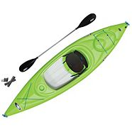 Pelican Peak Packaged Kayak, 10-ft