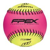 Worth NCAA Softball, Pink, 10in | Worth | Canadian Tire