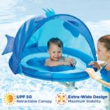 Fabric Covered Fish Shaped Baby Boat | Swim School | Canadian Tire