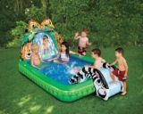 Safari Falls Adventure Pool, 7.3-ft x 4.5-ft x 45-in | Banzai | Canadian Tire