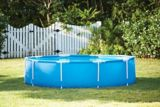 Hydro-Force Steel Frame Pool Set, 10-ft x 30-in | Hydro-Force
