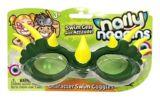 Narly Noggins 3D Dinosaur Swimming Goggles | NARLY NOGGINS | Canadian Tire