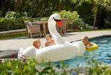 Jumbo Ride On Inflatable Pool Swan | Summer Waves | Canadian Tire