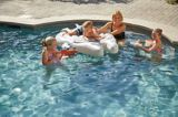 Millennium Falcon Inflatable Ride On Pool Lounger | Swimways | Canadian Tire