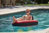 Outbound Canvas Pool Tube Lounger | Outbound | Canadian Tire
