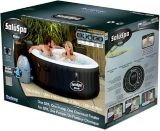 Miami Inflatable Spa, 71-in x 26-in | Salu Spa | Canadian Tire
