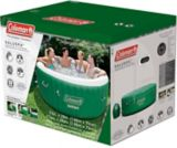 Coleman Inflatable Spa, 77 x 28-in | Coleman