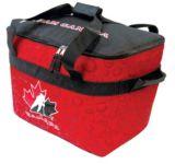 Team Canada 39-in Wheeled Hockey Bag with Cooler | Hockey Canada | Canadian Tire