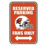 BC Lions PVC Parking Sign | CFL | Canadian Tire