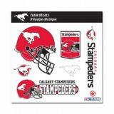 Calgary Stampeders Vinyl Team Decals | CFL | Canadian Tire