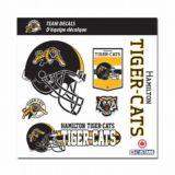 Hamilton Tiger Cats Vinyl Team Decals | CFL | Canadian Tire
