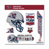 Montreal Alouettes Vinyl Team Decals | CFL | Canadian Tire