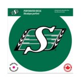 Saskatchewan Roughriders Perforated Decal | CFL | Canadian Tire