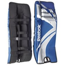Reebok Street Hockey Goalie Pads, 34-in, Senior