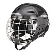 Bauer Combo Lil' Sports Hockey Helmet and Face Guard, Junior