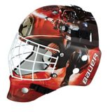 Bauer Street Hockey Goalie Hockey Mask, Darth Vader | Bauer