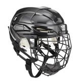 Warrior PXSE Hockey Helmet Combo, Black | Warrior