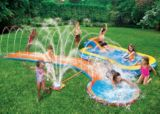 Aqua Drench 3-in-1 Splash Park | Banzai