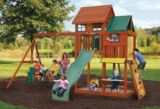 Stained Kingswood Play Centre | Big Backyard