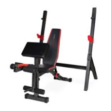 Cap Barbell 2 Piece Olympic Bench Canadian Tire