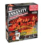 As Seen On TV Insanity® DVD Set, 10-Disc | As Seen On TV