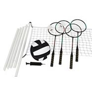 Volleyball/Badminton Combo Set
