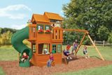 Big Backyard Retreat Play Centre | Big Backyard