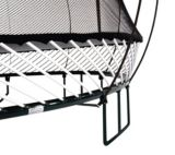 Springfree Trampoline with Safety Enclosure, 8 x 11-ft | Springfree