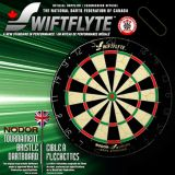 Swiftflyte Nodor Bristle Dartboard | Swiftflyte