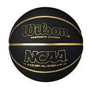 Wilson NCAA Highlight Basketball, Size 7