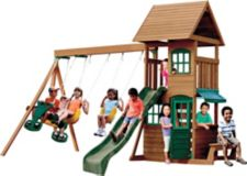 Big Backyard Windale Wooden Play Centre Canadian Tire