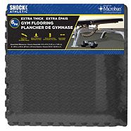 Shock Athletic Foam Flooring, 6-pk