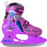 Patins à roues alignées/à glace Airwalk Switchers, rose, petit | Airwalk