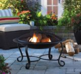 For Living Brighton Fire Bowl | For Living