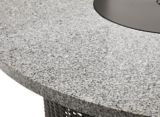 CANVAS Summerhill Round Wicker & Steel Gas Fire Table | CANVAS | Canadian Tire