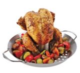 Cuisinart® BBQ Beercan Chicken Tool   Cuisinart   BBQ beercan chicken roaster Fillable cup to infuse chicken with moisture and flavour of choice