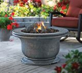 For Living Tacoma Outdoor Gas Fire Bowl | For Living