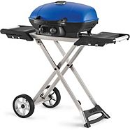 Napoleon Travel Q Scissor Cart Grill
