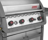 Coleman® Even Heat™ 4-Burner Natural Gas BBQ | Coleman