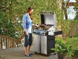 Napoleon Legend 3 Burner Natural Gas BBQ |
