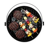 MASTER Chef Round Portable Charcoal BBQ | Master Chef | Canadian Tire