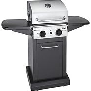 Master Chef Elite 2-Burner Convertible Propane BBQ