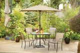 Sutton Collection Square Patio Table | For Living