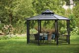 CANVAS Octavia Octagonal Gazebo | Canvas