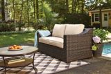 CANVAS Somerset Patio Loveseat | Canvas