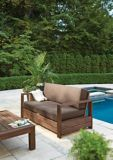 CANVAS Modena Patio Loveseat | Canvas