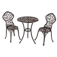 For Living Cast Bistro Set