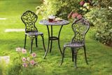 For Living Nottingham Cast Bistro Set | Home Collection