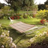 Quilted Striped Hammock | For Living