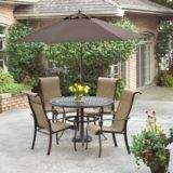 La-Z-Boy Camden Collection Patio Table | For Living